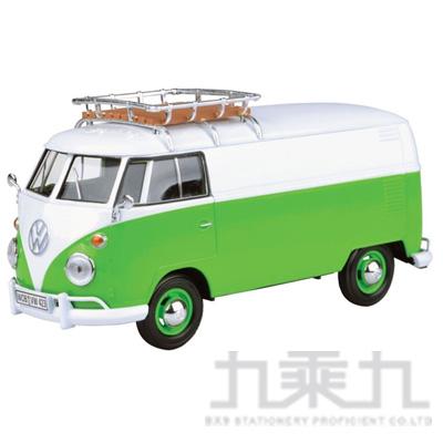 1:24福斯合金車-胖卡(經典綠) MMV79551