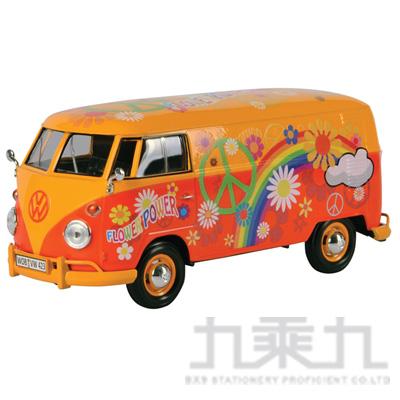 1:24福斯合金車-胖卡(慶典花) MMV79563
