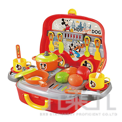 迪士尼系列-米奇廚房隨身盒 XCD37113