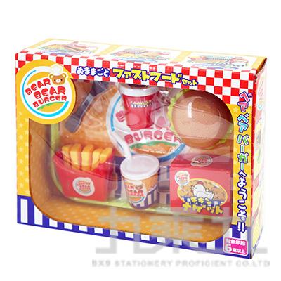 (2009+95) 小朋友速食店遊戲組 YEL71862