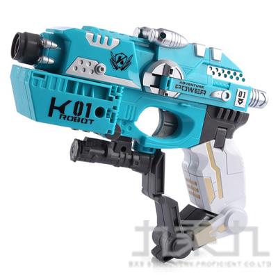 變形槍神-火龍 HLF71801