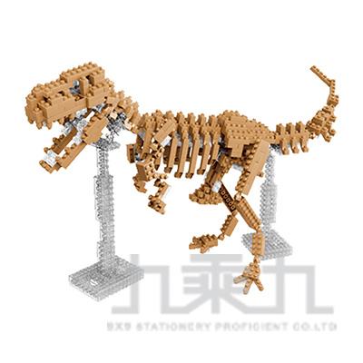 積木-恐龍骨骼 66506