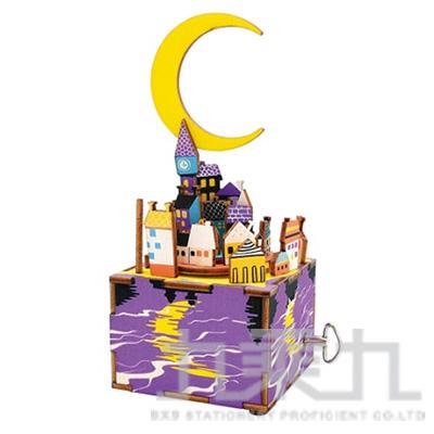 DIY八音盒-星城月夜 AM306