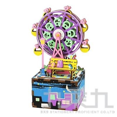 DIY八音盒-幸福摩天輪 AM402