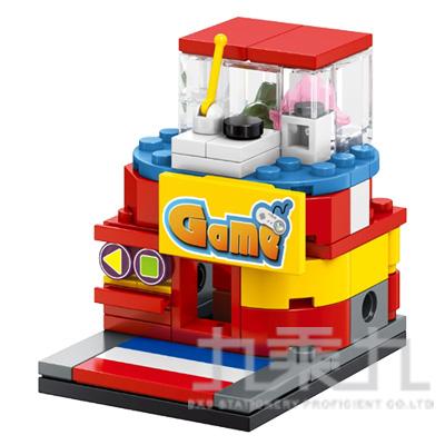 sembo block 積木 遊戲屋 601008