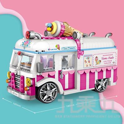 冰淇淋車 LZ1112