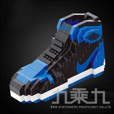 經典球鞋-藍黑 1807606