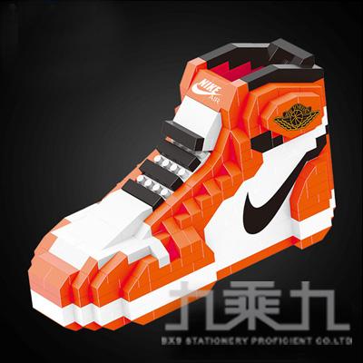 經典球鞋-橘白 1807609