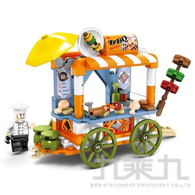 燒烤餐車 601103
