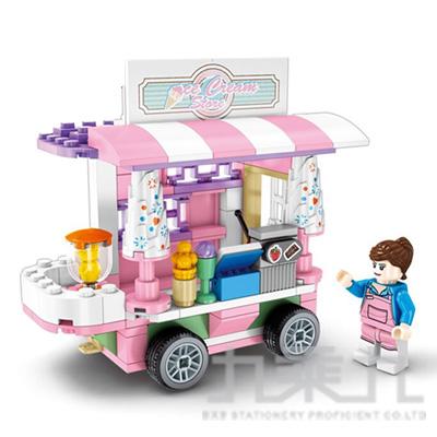 冰淇淋餐車 601104