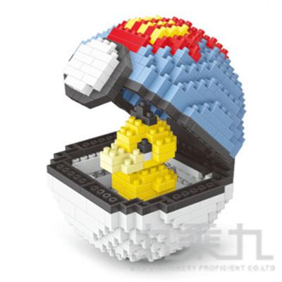 淺藍寶貝球 2538