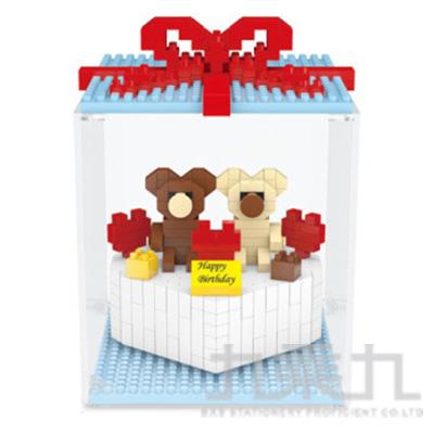 熊熊生日蛋糕 2560