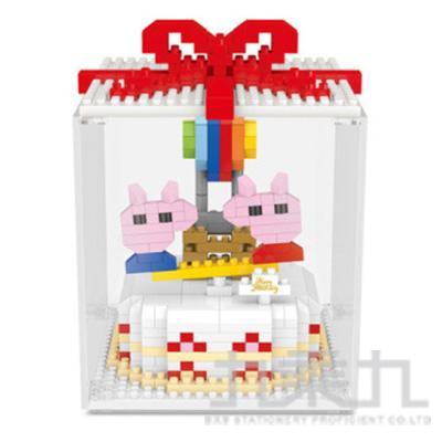 小豬生日蛋糕 2563
