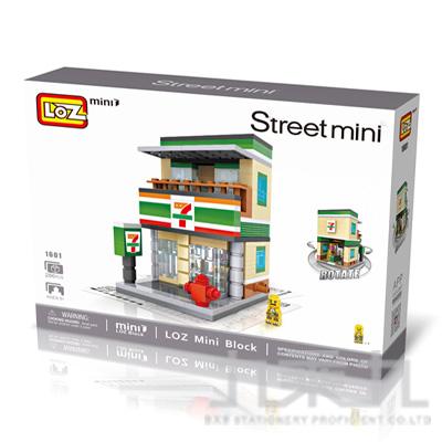 小7便利店 1601