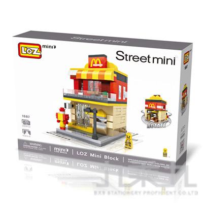 小M漢堡店 1607