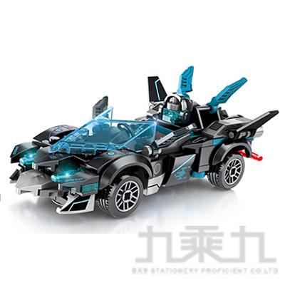 微型積木-賽車系列-灰 607036