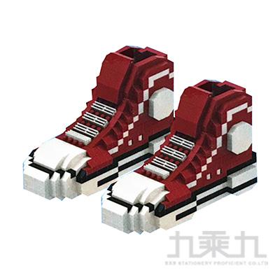 休閒鞋-紅1808102