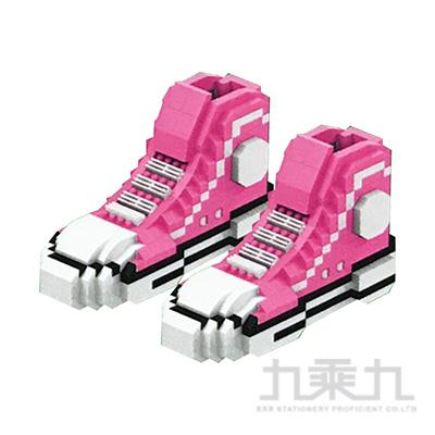 休閒鞋-粉1808103
