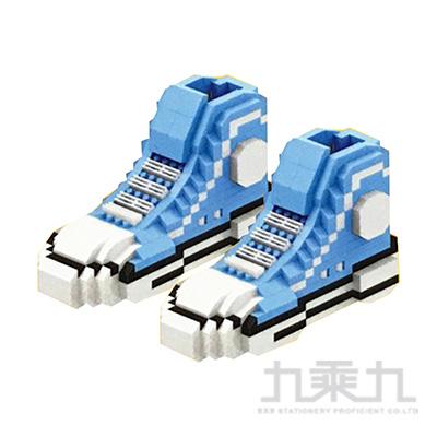 休閒鞋-藍1808105