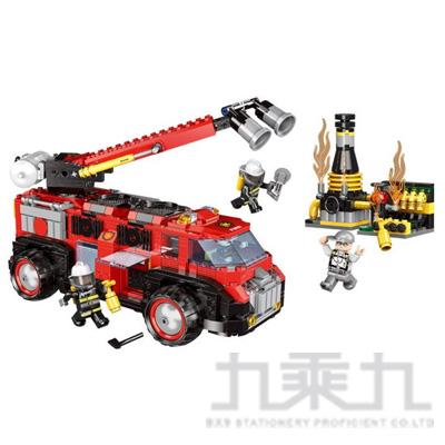 微型積木 工業救火XB14005
