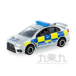 TOMICA 多美小汽車 三菱英國警察仕 TM039