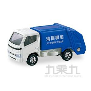 TOMICA 多美小汽車 豐田清掃垃圾車 TM045