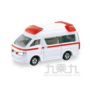 TOMICA 多美小汽車 豐田救護車 TM079