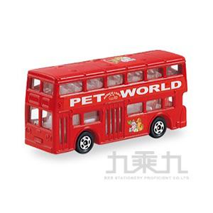 TOMICA 多美小汽車 倫敦雙層巴士  TM095