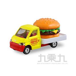 TOMICA 多美小汽車 豐田漢堡車 TM054A