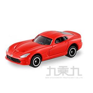 TOMICA 多美小汽車 SRT VIPER GTS跑車 TM011