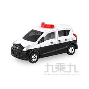 TOMICA 多美小汽車 SUZUKI警車 TM048