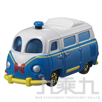 TOMICA 多美小汽車 夢幻唐老鴨巴士 DS45419