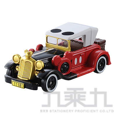 TOMICA 多美小汽車 米奇骨董經典夢幻車 DS80476