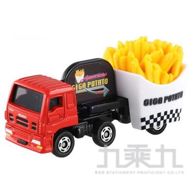 TOMICA 多美小汽車 薯條載運車 TM055A