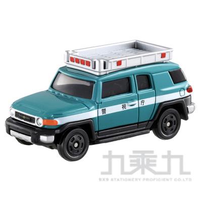 TOMICA 多美小汽車 豐田FJ巡邏車 TM031A
