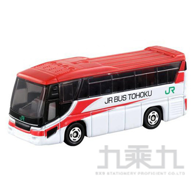 TOMICA 多美小汽車 日野JR東北巴士 TM072A