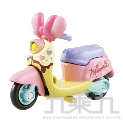 TOMICA 多美小汽車 情人節特別版摩托車 DS84048