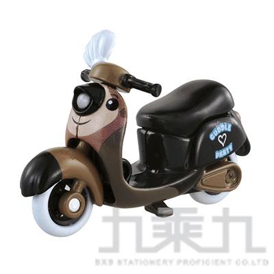 TOMICA 多美小汽車 Chim Chim摩托車 DS86485