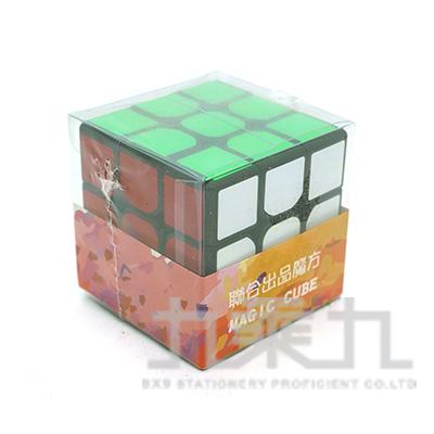 3x3x3三階魔術方塊-黑