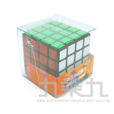 4x4x4四階魔術方塊-黑