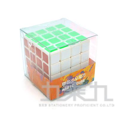 4x4x4四階魔術方塊-白