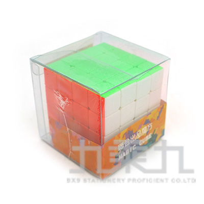 4x4x4四階魔術方塊-六色
