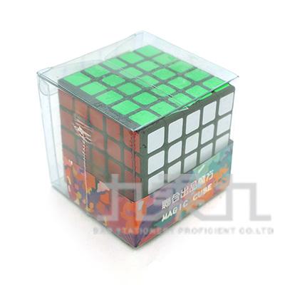 5x5x5五階魔術方塊-黑