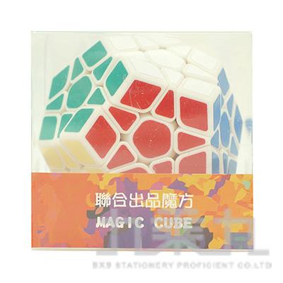 異形魔方-十二面體-白