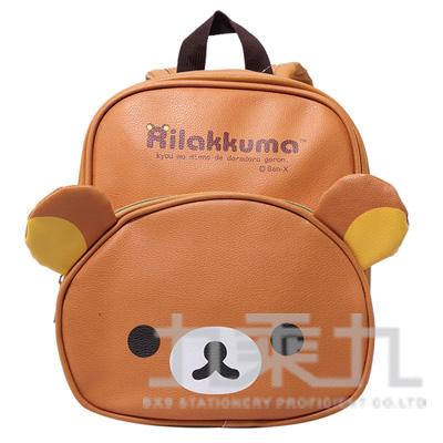 拉拉熊PU皮革造型背包拉拉熊版 RKB07041A