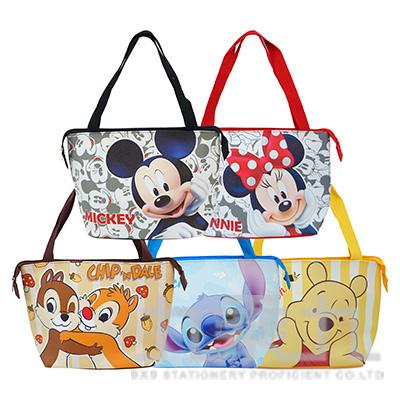 迪士尼手提袋 021375 (款式隨機)