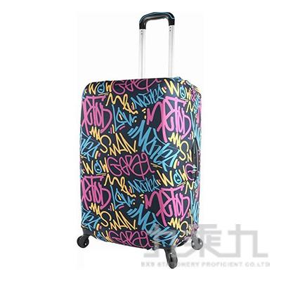 行李箱保護套22~26吋/狂想曲