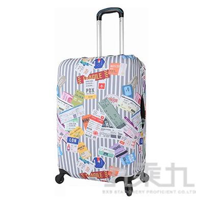 行李箱保護套22~26吋/趣旅行