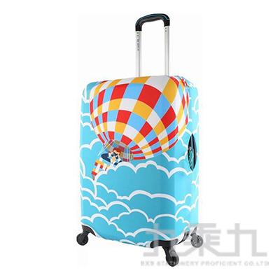 行李箱保護套26~28吋/熱氣球