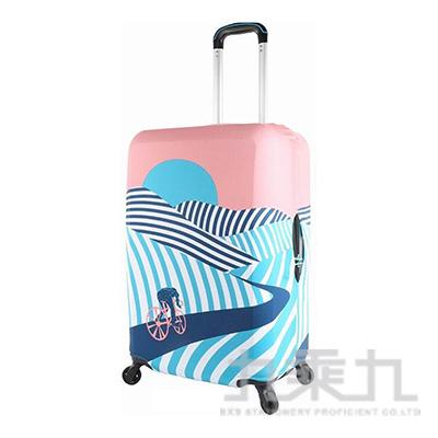 行李箱保護套26~28吋/樂悠遊